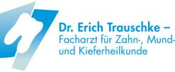 Dr. Erich Trauschke - Facharzt für Zahn-, Mund- und Kieferheilkunde
